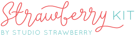 Strawberry Kit Retina Logo