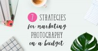 Photography marketing online
