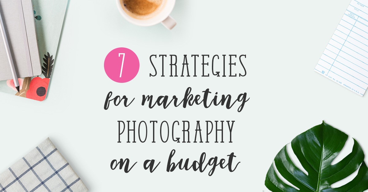Photography marketing online