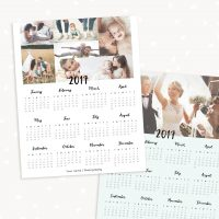 2017 calendar for photographers