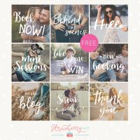 Free Photography Overlays