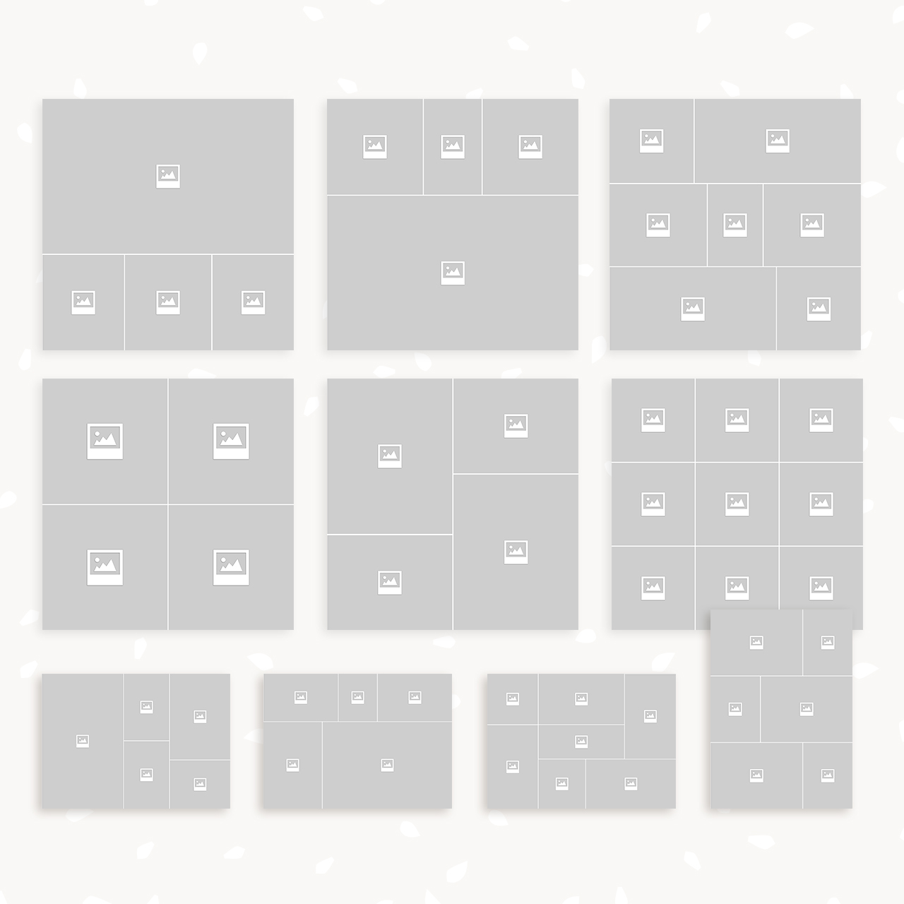 Storyboard Photoshop Template For Photographers Strawberry Kit