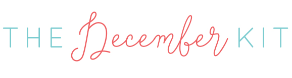 The December Kit