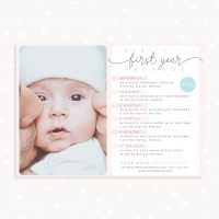 Baby Package Photographers Template