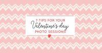 Valentine Mini Sessions Tips