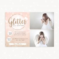 Glitter mini session photographers