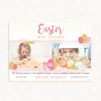 Easter mini sessions photographers