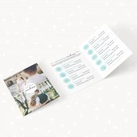 Preferred Vendors Card Template Photography