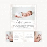Refer a friend template photography