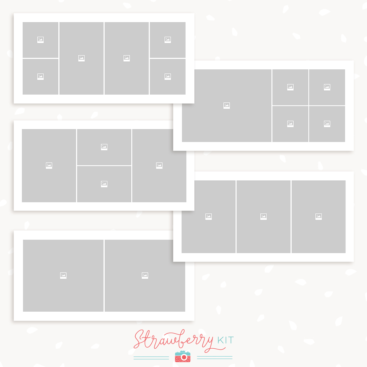 20 x 10 storyboard templates