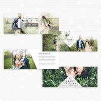 Sale Discount Facebook Cover Templates