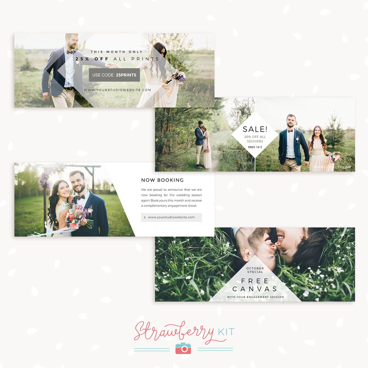 Sale Facebook Cover Templates