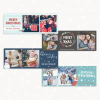 Christmas Facebook Cover Templates
