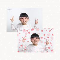 Photography overlay hearts valentine download
