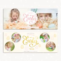 Easter photographer Facebook covers