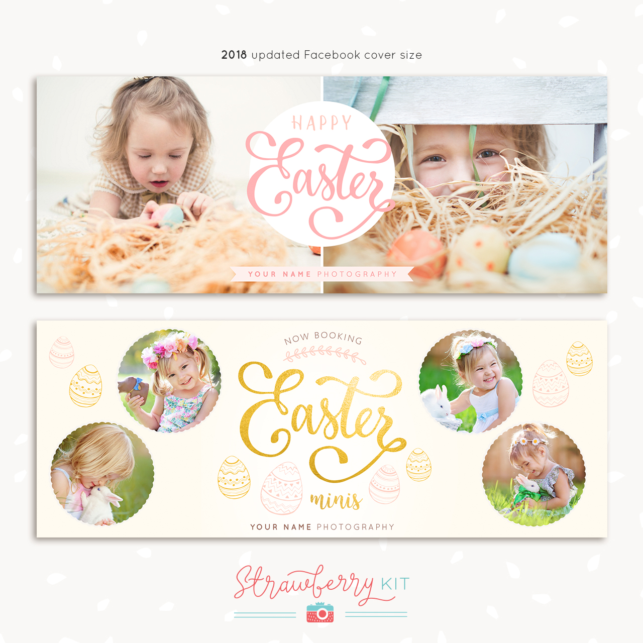 Easter Photography Facebook Covers