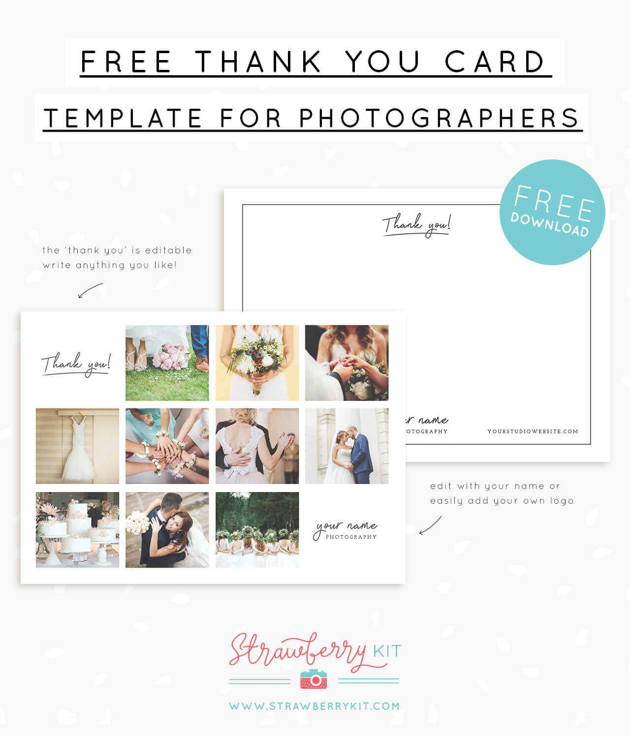 Photography Price Sheet Template Free from strawberrykit.com