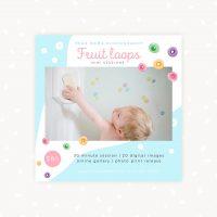 Fruit loops Milkbath Mini Sessions Template