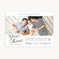 Hand Lettering Mini Sessions Template