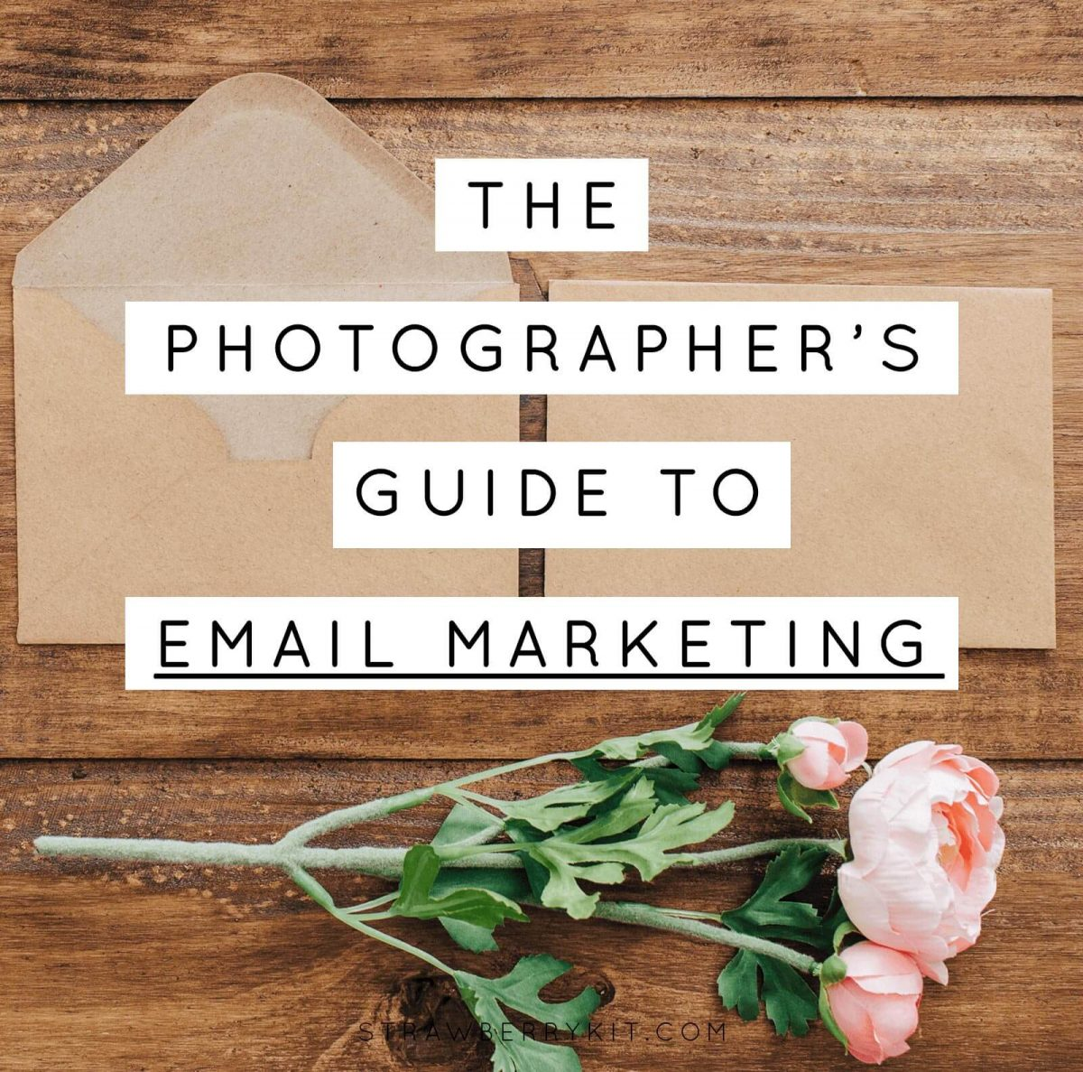 Photographer Email Marketing Tips