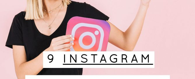 Instagram marketing tips photographers