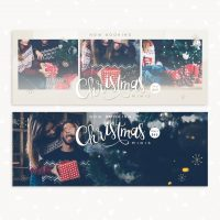 Christmas Mini Sessions Facebook Cover