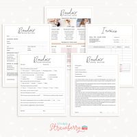 Boudoir Photography Forms