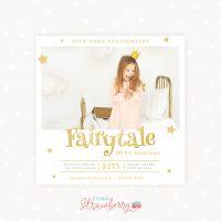 Fairytale mini sessions