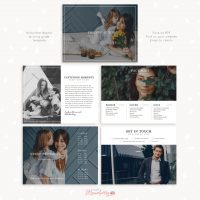 PDF Horizontal Pricing Guide Template Photographers