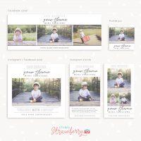 Photographer Social Media Kit Facebook Instagram