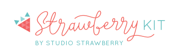Strawberry Kit Logo
