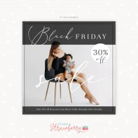 Black Friday Sale Template Photoshop